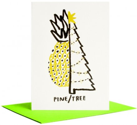POST CARD Pine Tree (サイズS)