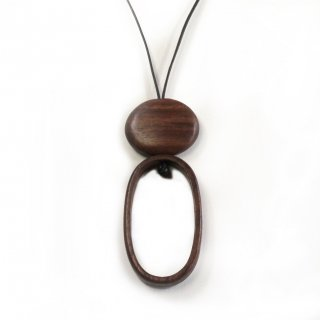 made rosewood1 ネックレス