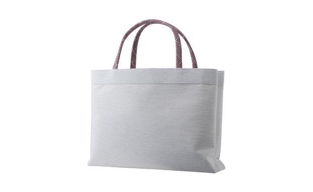 「衿秀」シンプルA4バッグ