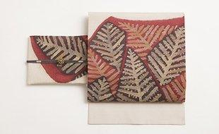 「SUZUKI」帯まわり福袋 樹木柄しゃれ袋帯