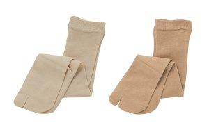 「たかはしきもの工房」絹の足袋下ハイソックス