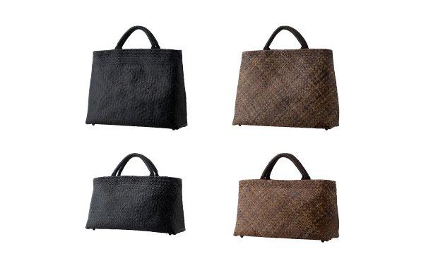 「きものギャラリー凛」籐のバッグ