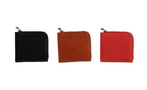 「Slice」鍵ポケットつきコンパクト財布