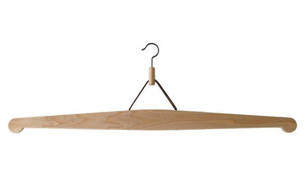 「倉敷意匠計画室×七緒」木製着物ハンガー