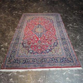 ペルシャ絨毯 Lサイズ(305cm×205cm) カシャーン産  B-16
