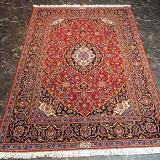 ペルシャ絨毯 Mサイズ(216cm×141cm) カシャーン産  02
