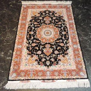 ペルシャ絨毯 Sサイズ(150cm×102cm) タブリーズ産  T-777