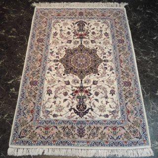 ペルシャ絨毯 Sサイズ(170cm×112cm) イスファハン産  307