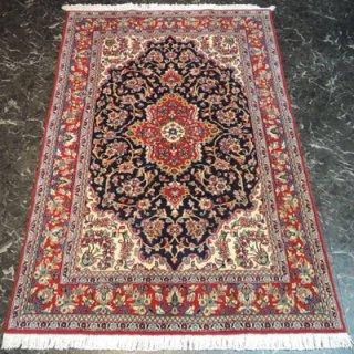 ペルシャ絨毯 Sサイズ(165cm×110cm) カシャーン産  3178