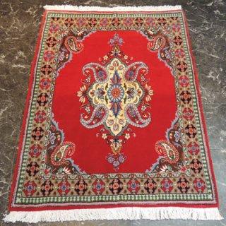 ペルシャ絨毯 Sサイズ(145cm×102cm) カシャーン産  1512