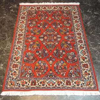 ペルシャ絨毯 Sサイズ(157cm×108cm) サルーク産  4005