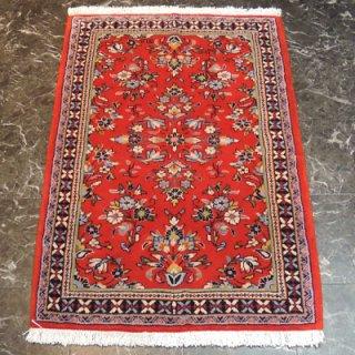 ペルシャ絨毯 Sサイズ(130cm×86cm) サルーク産  1513