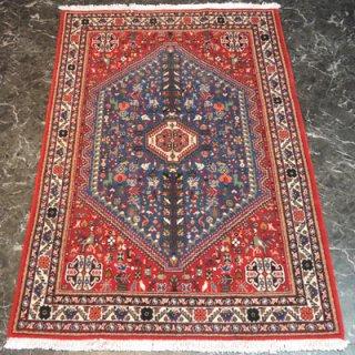 ペルシャ絨毯 Sサイズ(150cm×100cm) シラーズ産  B11