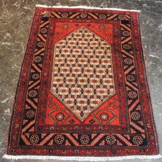 ペルシャ絨毯 Sサイズ(147cm×110cm) コリアイ産  2213