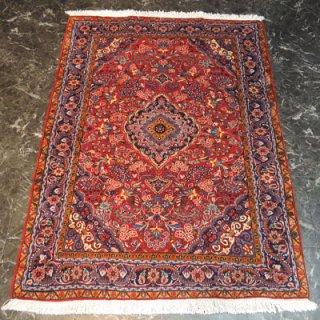 ペルシャ絨毯 Sサイズ(150cm×110cm) ジョーザン産  4036