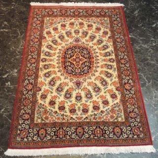 ペルシャ絨毯 Sサイズ(162cm×108cm) サーベ産  1214