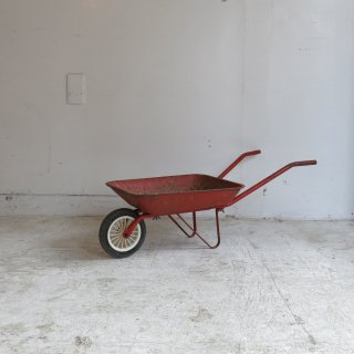 iron wheelbarrow
