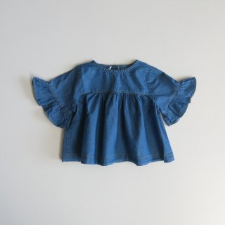 <img class='new_mark_img1' src='//img.shop-pro.jp/img/new/icons14.gif' style='border:none;display:inline;margin:0px;padding:0px;width:auto;' />denim blouse / baby