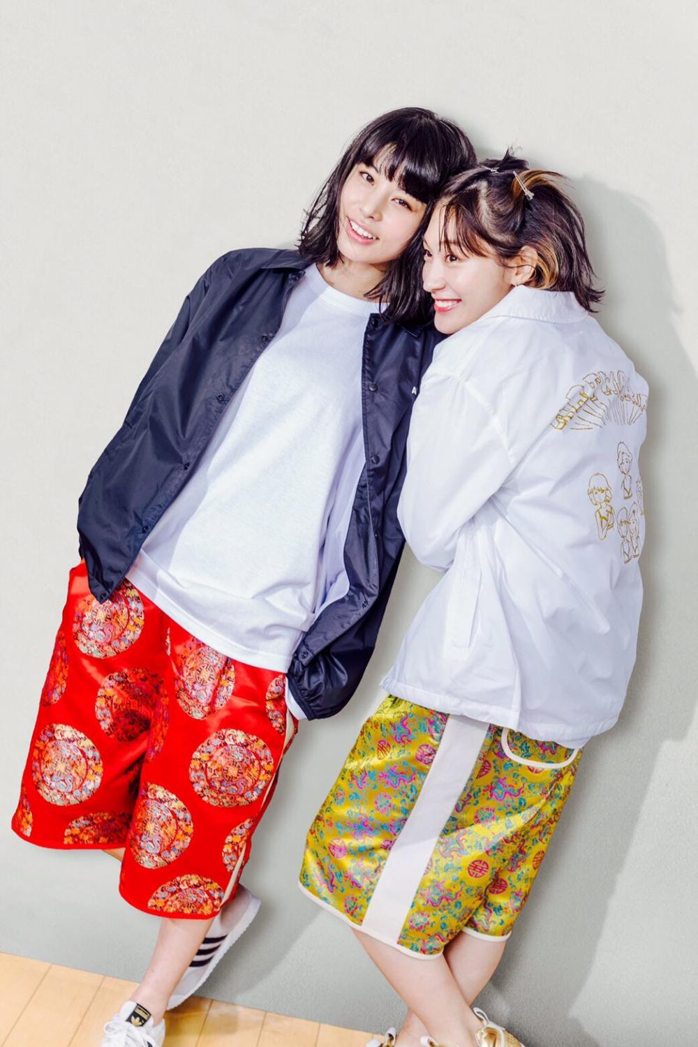COACH JACKET<br />-WHITE×GOLD-<img class='new_mark_img2' src='https://img.shop-pro.jp/img/new/icons54.gif' style='border:none;display:inline;margin:0px;padding:0px;width:auto;' />