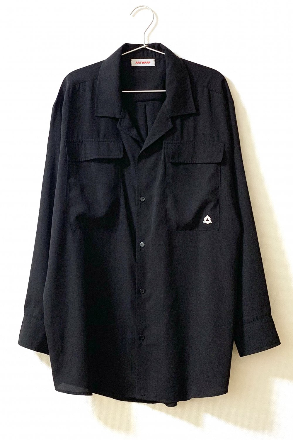 BIG WORK SHIRT <img class='new_mark_img2' src='https://img.shop-pro.jp/img/new/icons15.gif' style='border:none;display:inline;margin:0px;padding:0px;width:auto;' />