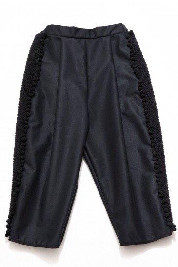 BOA PANTS<br />-BLACK-