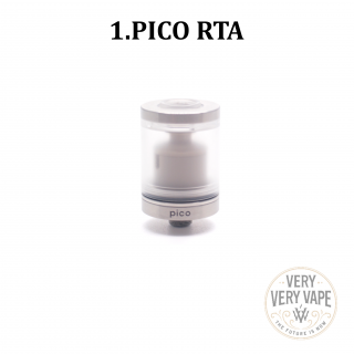THE VAPE<p>PICO RTA
