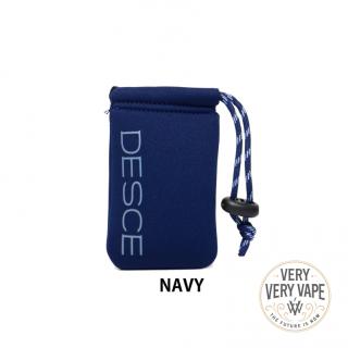 DESCE ネオスリーブミニ V2 - ネイビー/ベネチアブルー