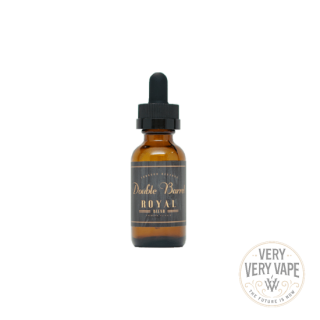 Double Barrel Tobacco<p>Royal 30ml
