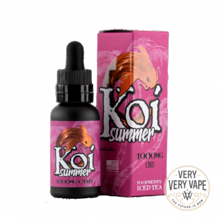 500mg CBD Koi  Summer  Raspberry Iced Tea 30ML