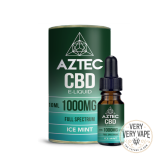 AZTEC ICE MINT CBD1000mg 10ml
