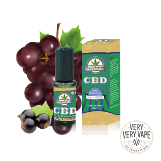 CP CBD 15ml Grape Blackcurrant-1000mg