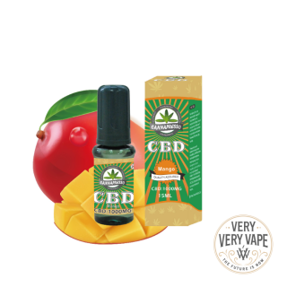 CP CBD 15ml Mango-1000mg