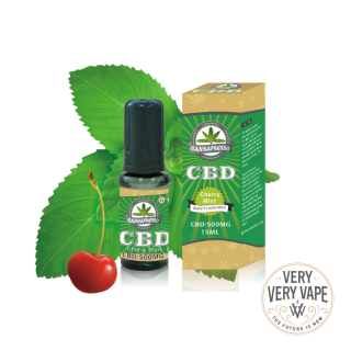CP CBD15ml CherryMint-1000mg