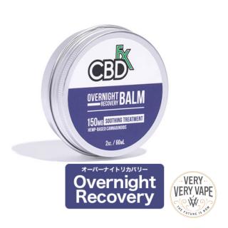 CBDfx CBDミニバーム - Overnight(夜用)