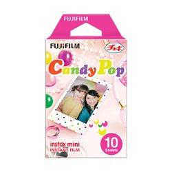 チェキ用フィルム<br>FUJIFILM instax mini<br>キャンディーポップ