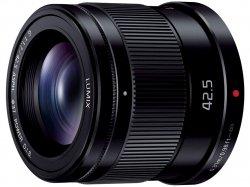 LUMIX G 42.5mm / F1.7 ASPH. / POWER O.I.S.  H-HS043-K ブラック