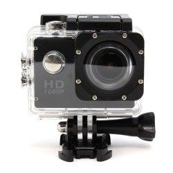 ウェアラブルカメラ<br>SPORTS  CAM<br>1200万画素 フルHD動画