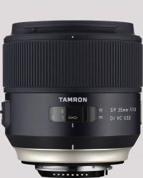 タムロン SP 35mm F/1.8 Di VC USD F012 ニコン