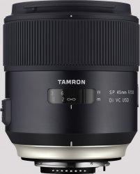 タムロン SP 45mm F/1.8 Di VC USD F013 キヤノン