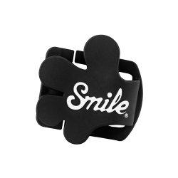 レンズキャップホルダー<br>Lens Cap Clip Giveme5 ブラック<br>Smile