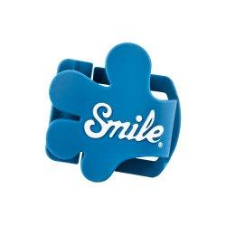 レンズキャップホルダー<br>Lens Cap Clip Giveme5 ブルー<br>Smile
