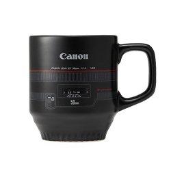 マグカップ<br>レンズマグ MC-MG002<br>Canon Official Fan Goods