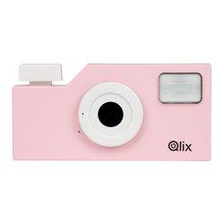 トイカメラ<br>Qlix CAMERA サクラピンク<br>630万画素