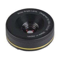 広角レンズ<br>Qlix WIDE LENS<br>35mm換算25mm相当