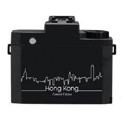 トイカメラ<br>HOLGA DIGITAL ブラック<br>Hong-Kong Edition<br>800万画素