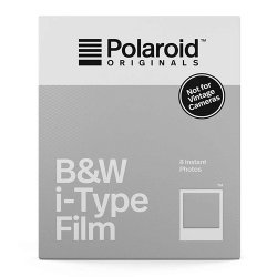 ポラロイドフィルム<br>B&W Film for i-Type<br>Polaroid Originals