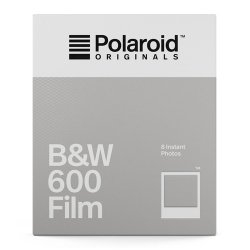 ポラロイドフィルム<br>B&W Film for 600<br>Polaroid Originals