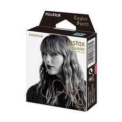 チェキSQUARE用フィルム<br>FUJIFILM instax SQUARE<br>Taylor Swift Edition