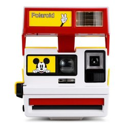 インスタントカメラ<br>Polaroid 600 BOX Camera<br>Limited Edition for Mickey's 90th