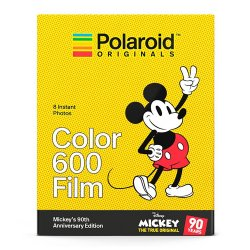 インスタントフィルム<br>Color Film for 600<br>Mickey's 90th Edition
